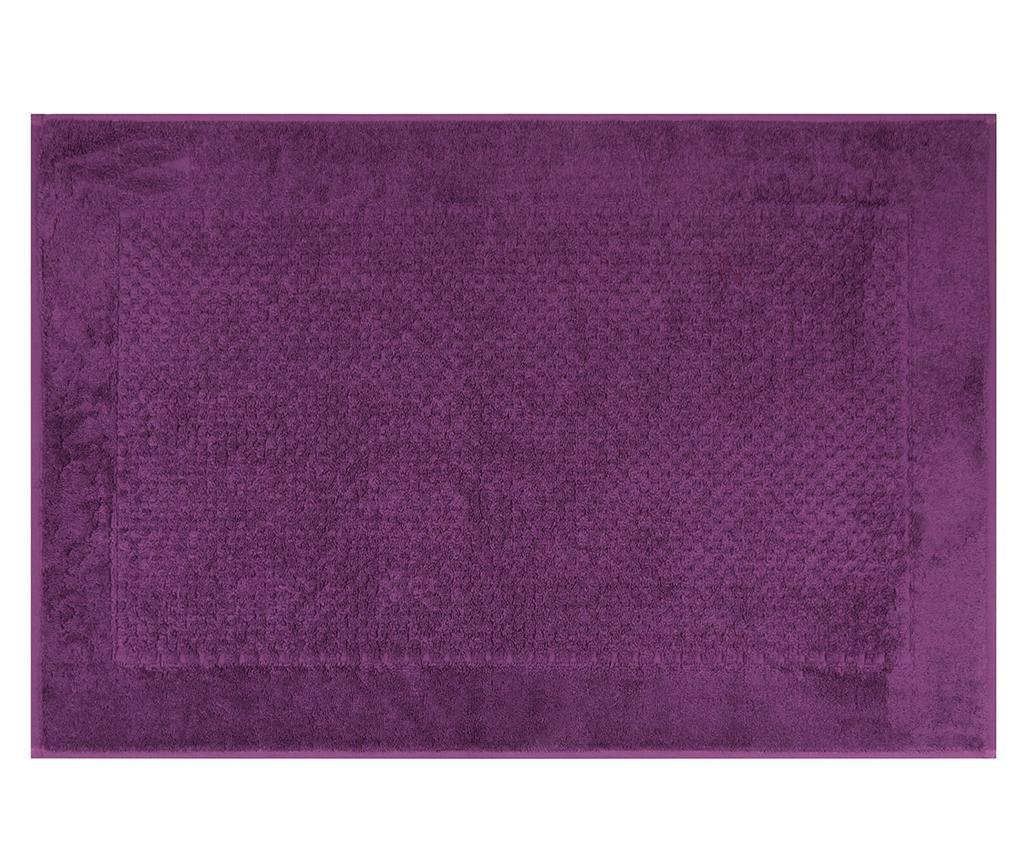 Sada 2 předložek do koupelny Evora Purple 50x80 cm