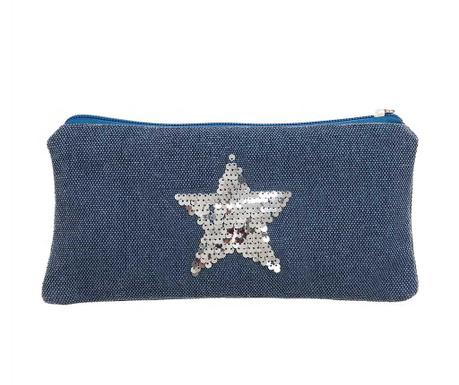 Necesér Estrella Plata S