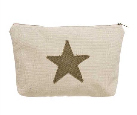 Necesér Estrella Plata Wide Cream