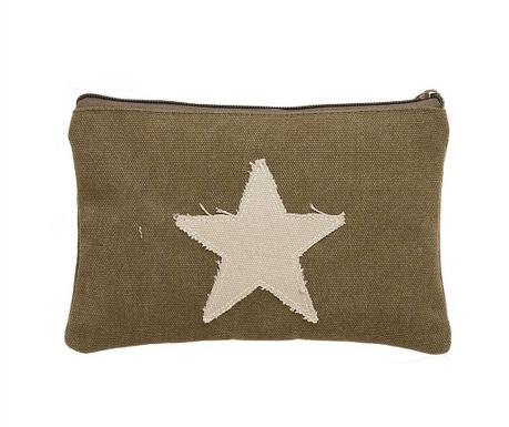 Necesér Patch Star Boa Wide