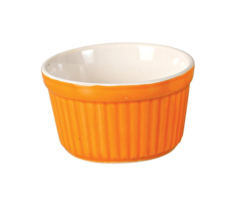 Ramekin Orange Sütőforma