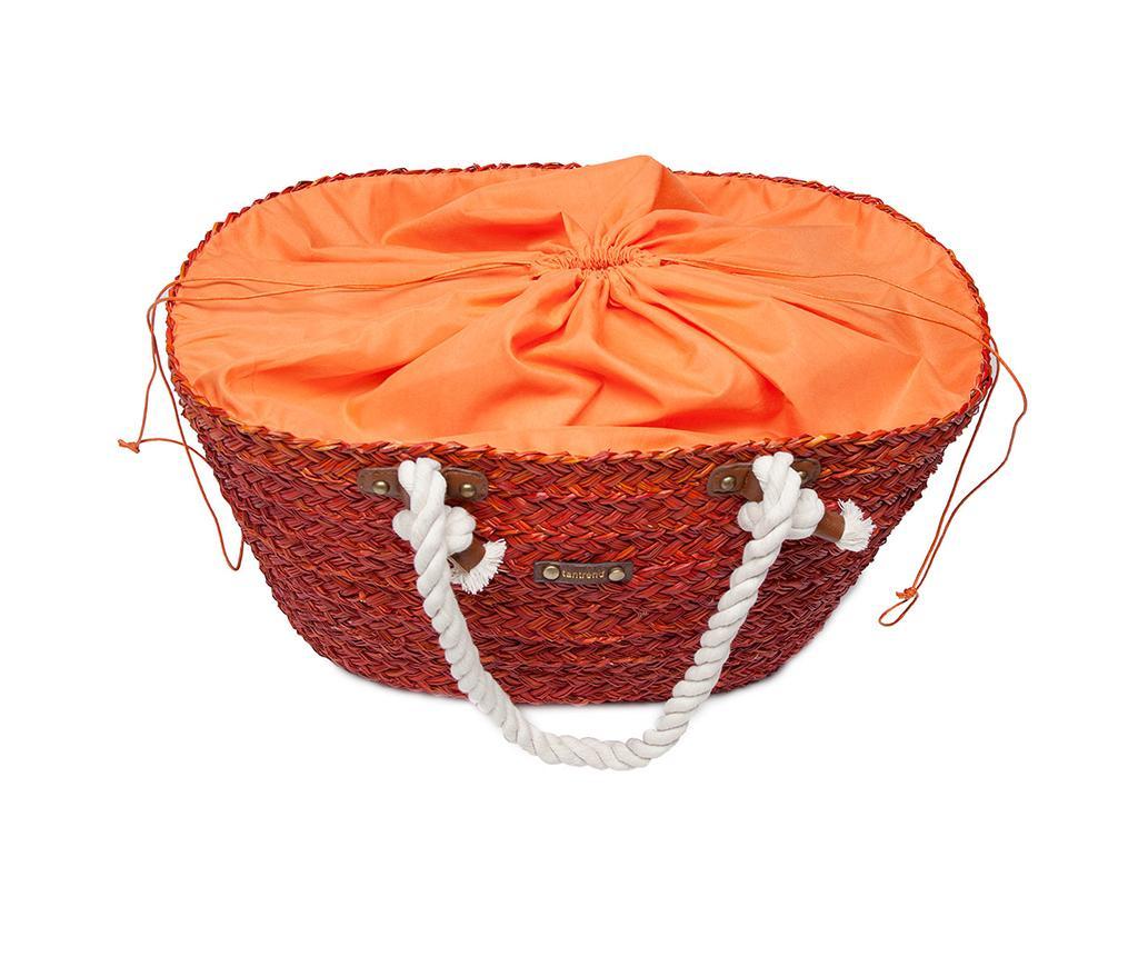 Geanta de plaja Mira Orange