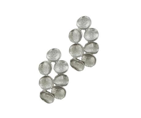 Kolczyki Ganic Silver