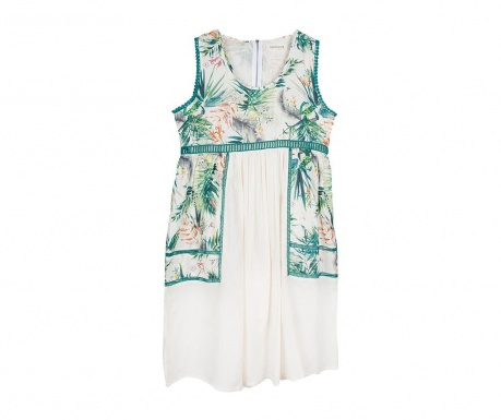 Sukienka damska Tropical