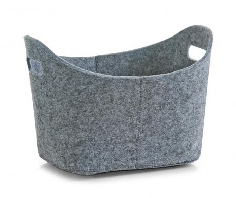 Kosz Oval Grey