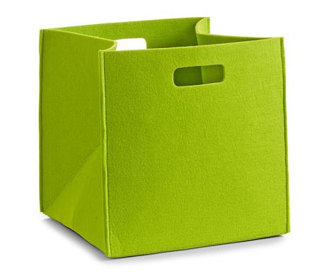 Košara Cube Green