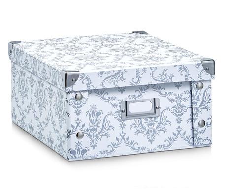 Pudełko z pokrywką do przechowywania Vintage