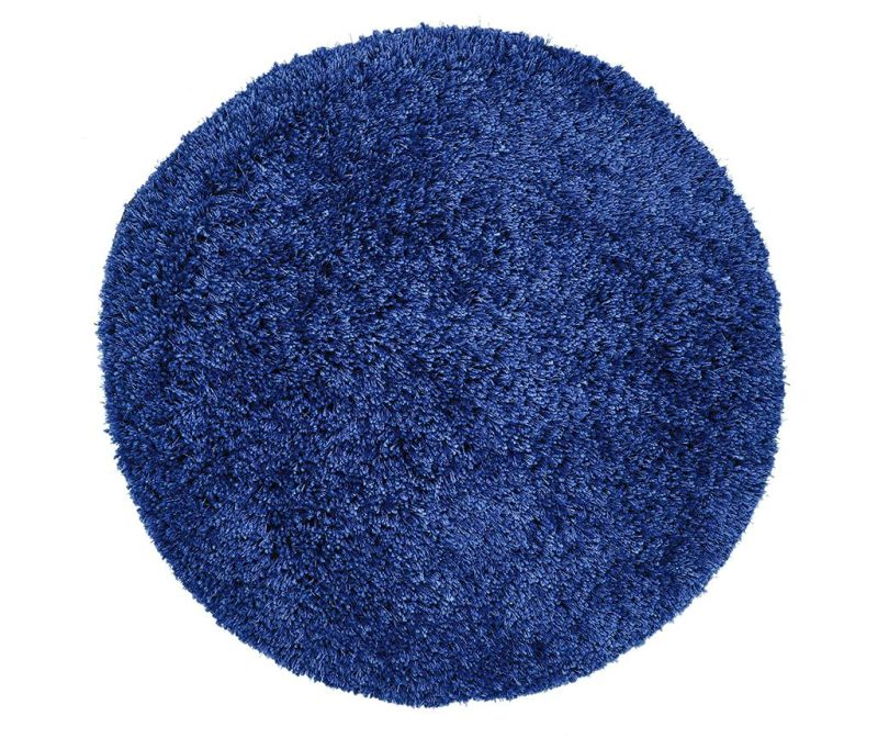 Covor My Touch Me Azure Round 60 cm