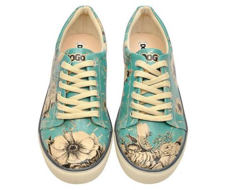 Γυναικεία πάνινα παπούτσια Bouquets