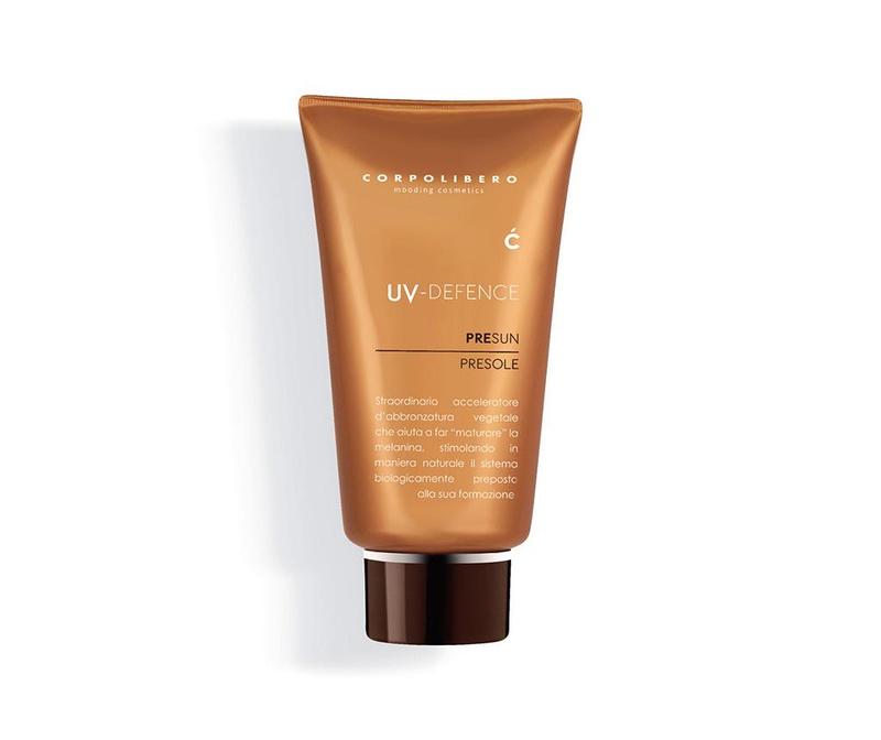 Crema pentru accelerarea bronzului UV Defence 150 ml