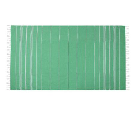 Πετσέτα θαλάσσης Sultan Green 100x180 cm