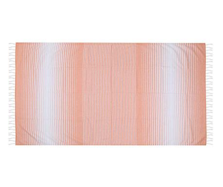 Plážová osuška Fouta Gok Orange 100x180 cm