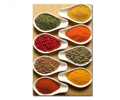 Slika Serving Spices 45x70 cm