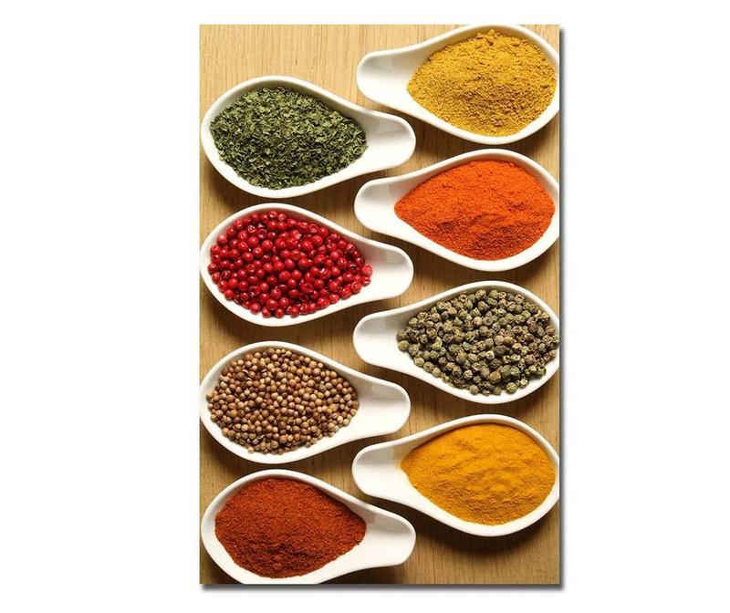Tablou Serving Spices 45x70 cm