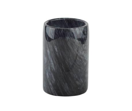 Pahar pentru baie Gloss Marble Dark