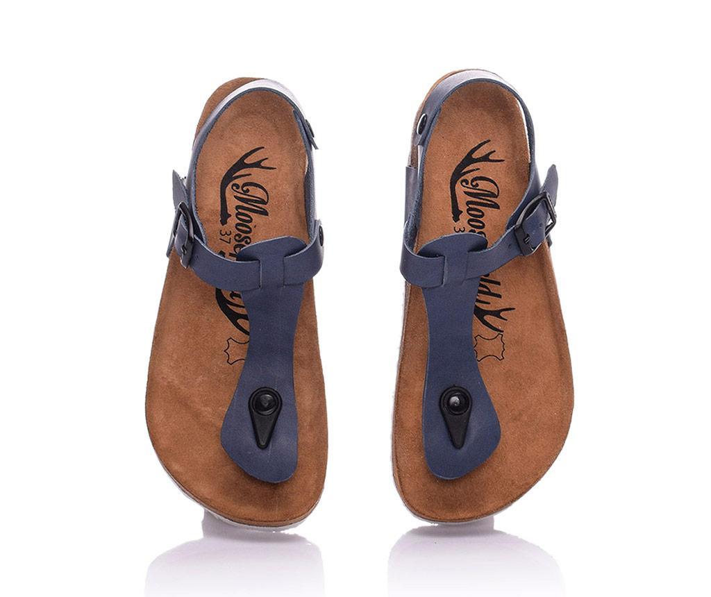 Sandale dama Cecile Dark Blue 39