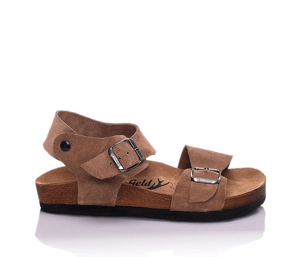 Sandale dama Ariella Extra Brown 35