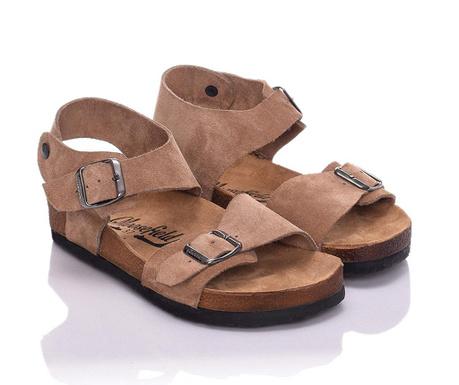Sandale dama Ariella Extra Brown 40
