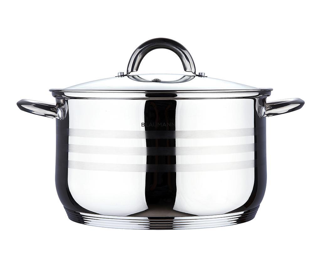 Posuda za kuhanje s poklopcem Gourmet 3.8 L