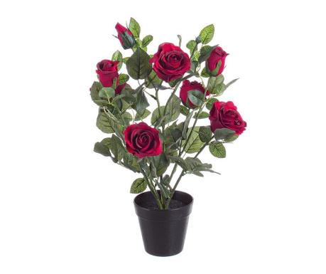 Изкуствено цвете в саксия Isabel