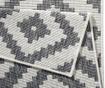 Twin Malta Grey Cream Kültéri szőnyeg 200x290 cm