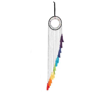 Decoratiune suspendabila Chakra Multicolor