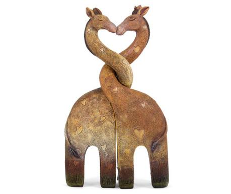 Dekorácia Giraffe Family