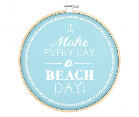 Decoratiune de perete Beach Day