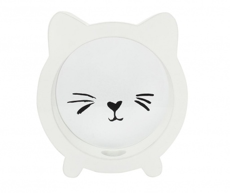 Hranilnik Kitty Whiskers White