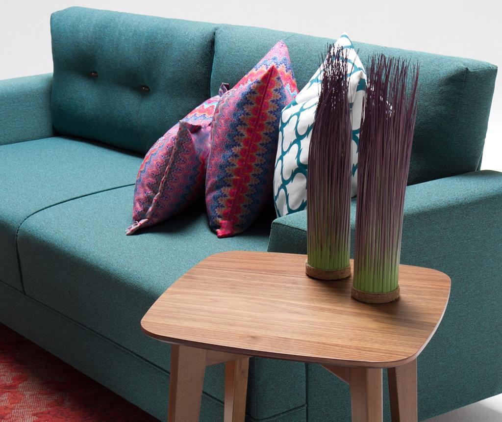 Canapea 3 locuri Balzan Turquoise