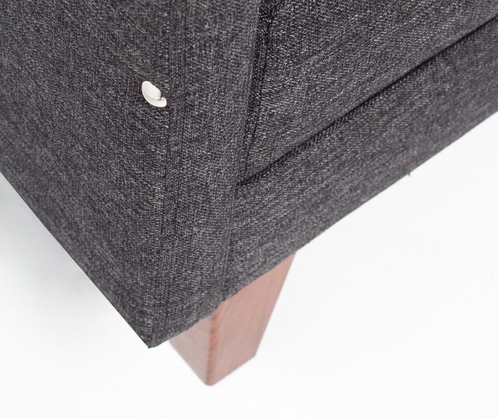 Fotelja Comfort Grey