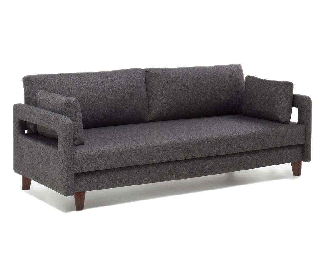 Trosjed na razvlačenje Comfort Grey