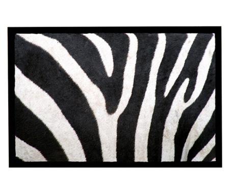 Covoras de intrare Zebra 40x60 cm