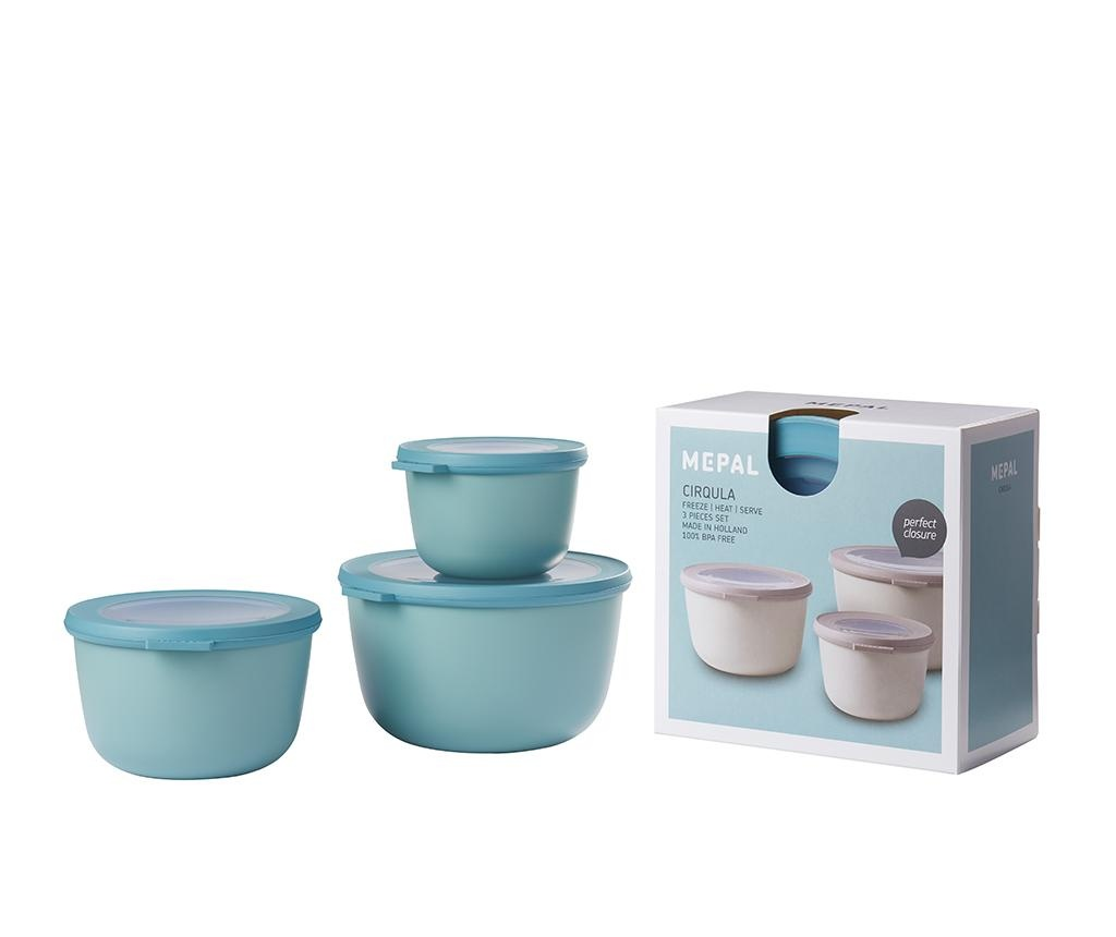 Set 3 caserole Sophi Green