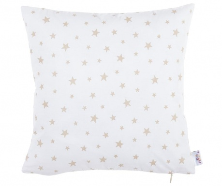 Prevleka za blazino Sky Star White and Creme 35x35 cm