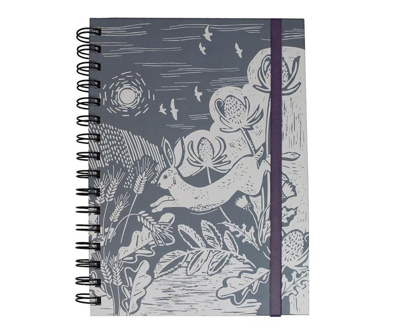 Bilježnica sa spiralom Hare Design