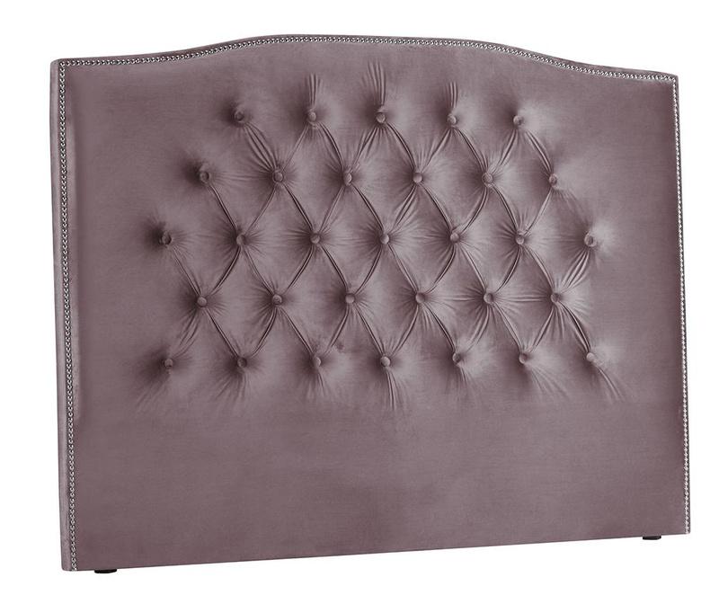 Tablie de pat Cloves Soft Lila 160 cm