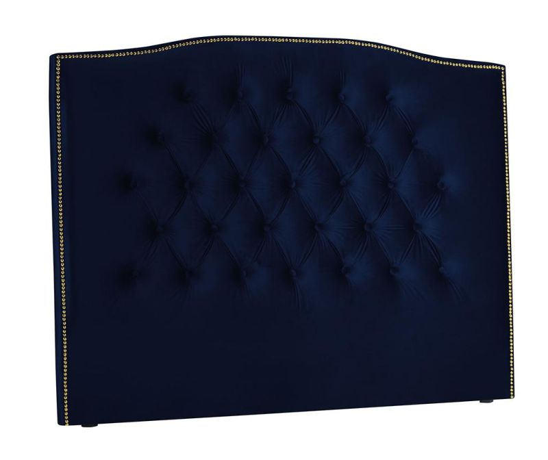 Tablie de pat Daisy Navy Blue 140 cm