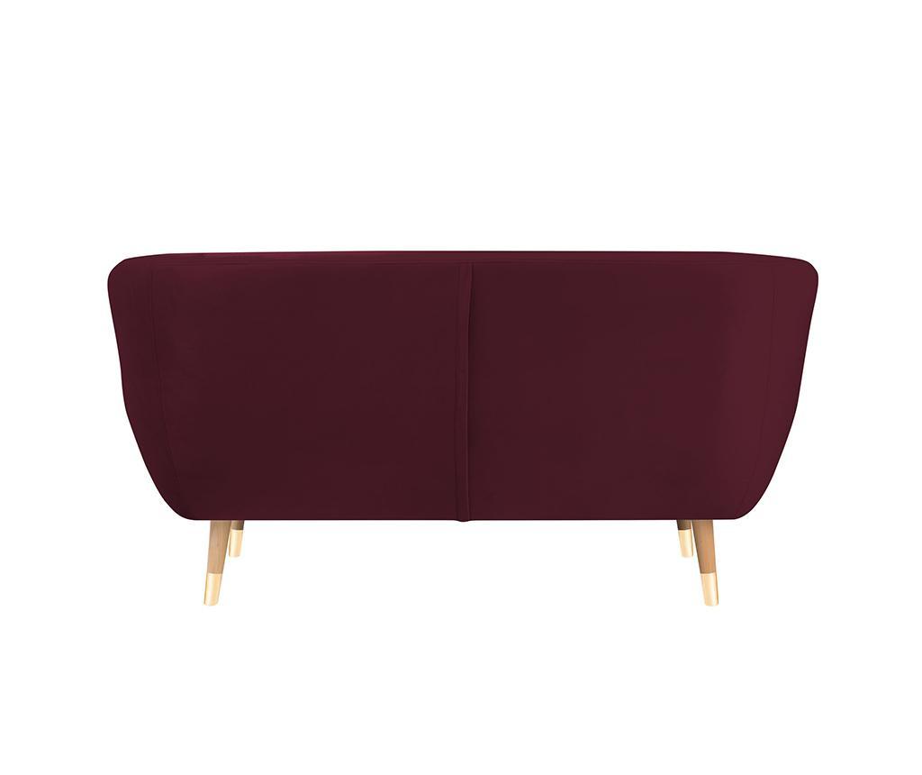 Amelie Vine Natural Kétszemélyes kanapé