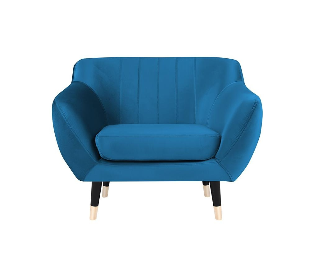 Benito Blue Black Fotel