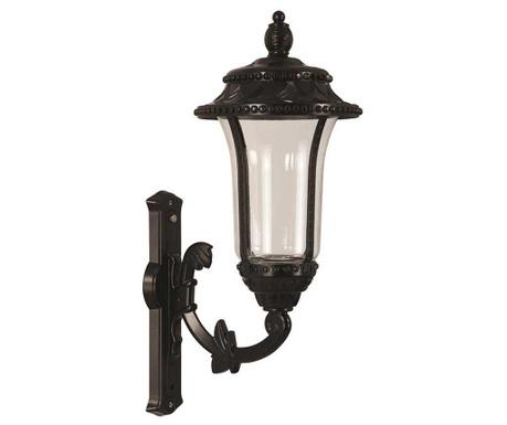 Zidna svjetiljka za vanjski prostor Romon Up Black