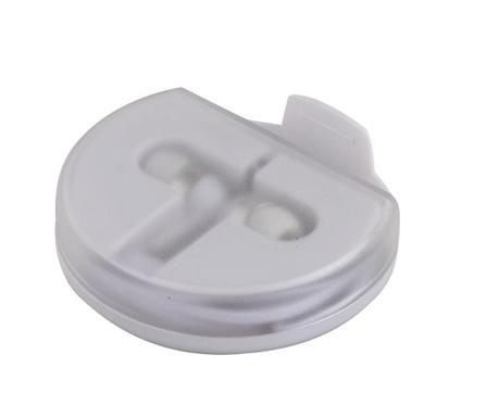 Sluchátka Compact White