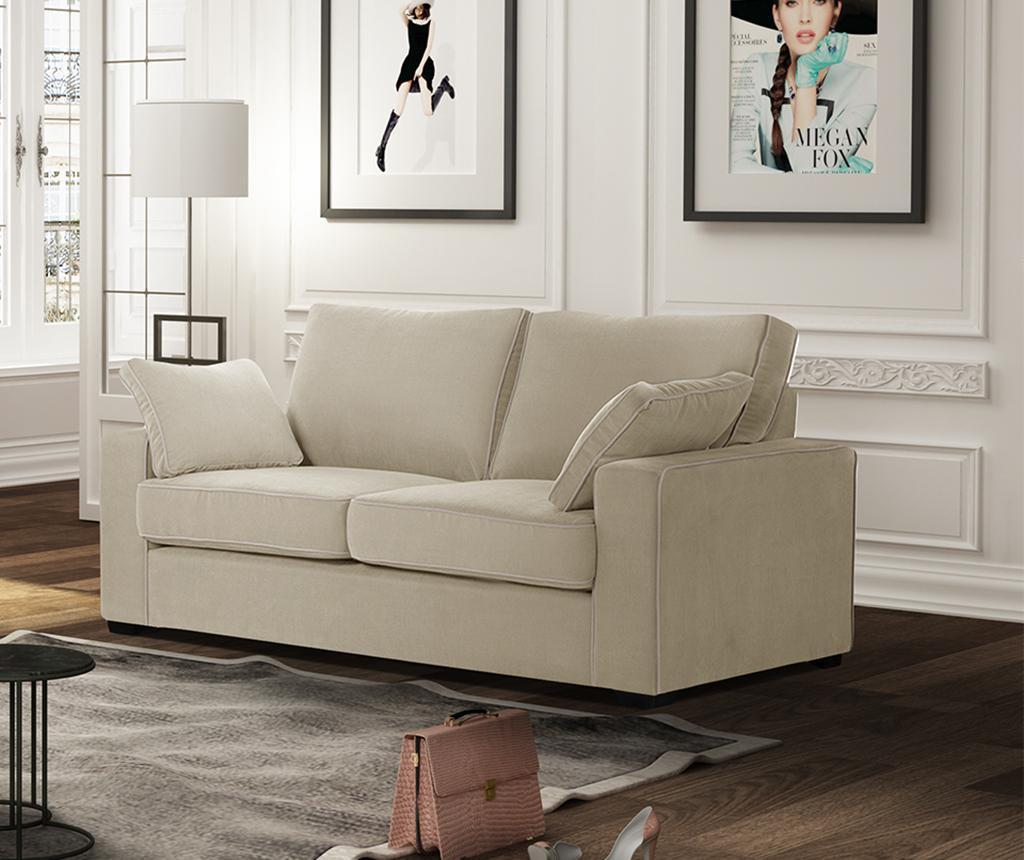 Sofa dvosjed Serena Cream