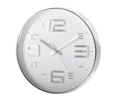Nástenné hodiny Nevada Silver