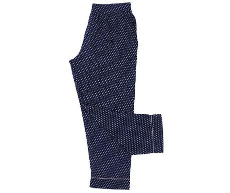 Ženske pižame hlače Amor Dark Blue L