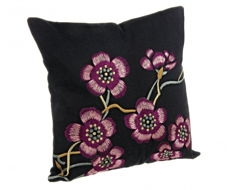 Perna decorativa Ashe Black 40x40 cm