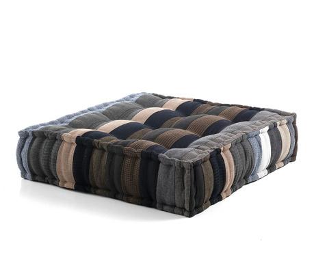 Podlahový vankúš Yantra Stripes 80x80 cm