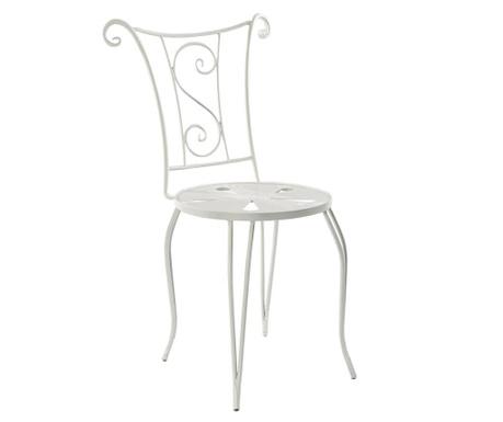 Стол за екстериор Septema White