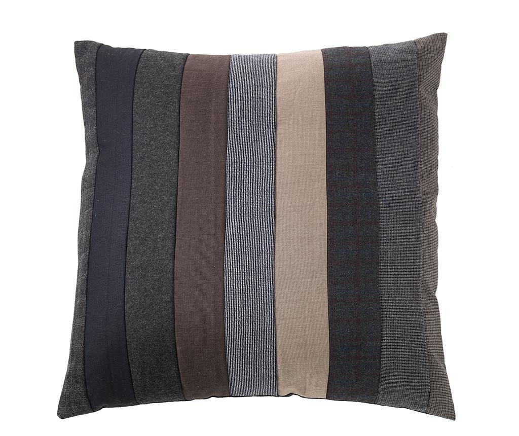 Perna decorativa Yantra Stripes 52x52 cm