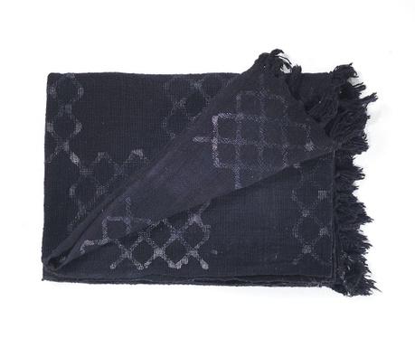 Koc Yantra Black 125x180 cm